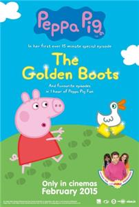 Peppa Pig: Golden Boots  HD online