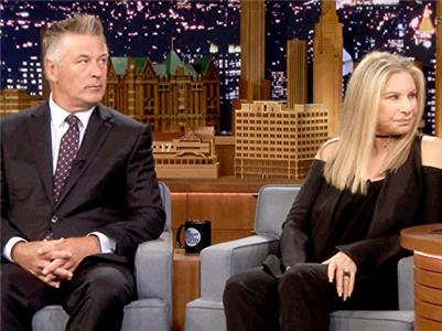 The Tonight Show Starring Jimmy Fallon Barbra Streisand and Alec Baldwin (2014– ) HD online
