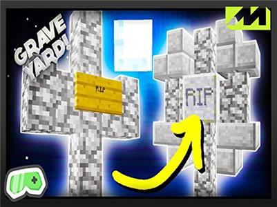 Clip: Mine Block: Survival How to make a graveyard (2012– ) HD online