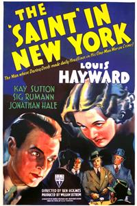 The Saint in New York (1938) HD online
