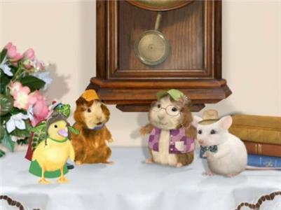 Wonder Pets! Save the Old White Mouse!/The Adventures of Bee & Slug (2005– ) HD online